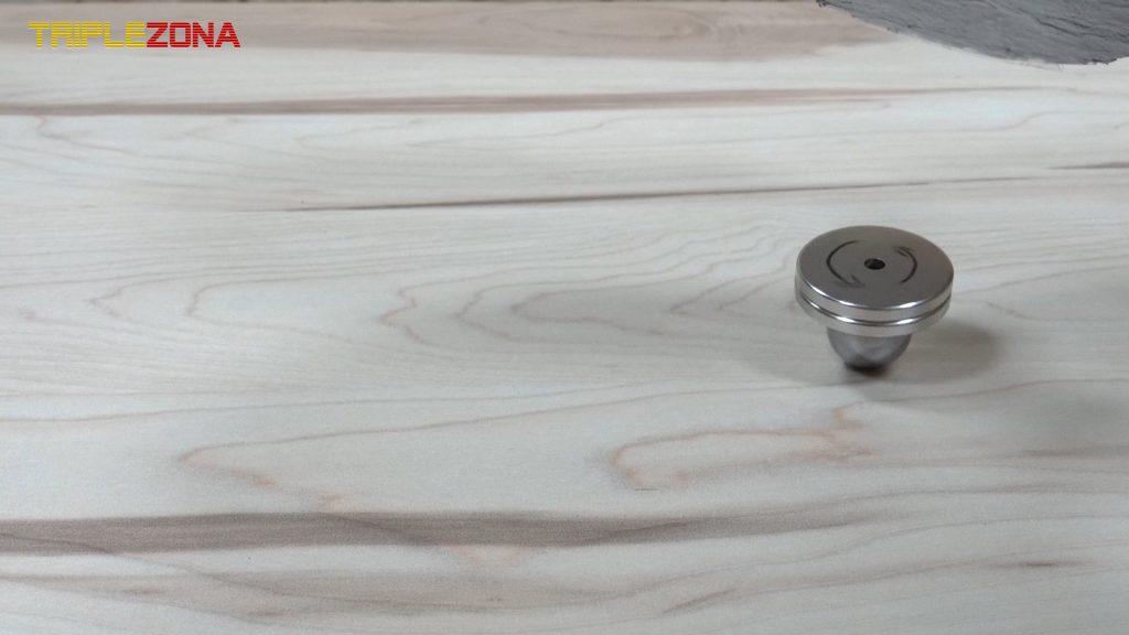Spinner magnetico terminado