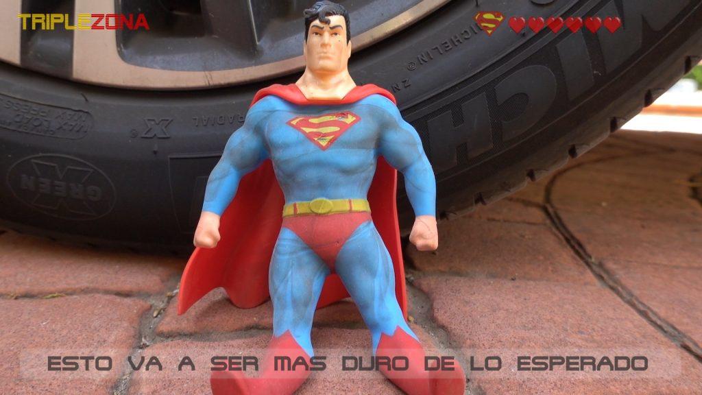 Stretch Superman recuperado