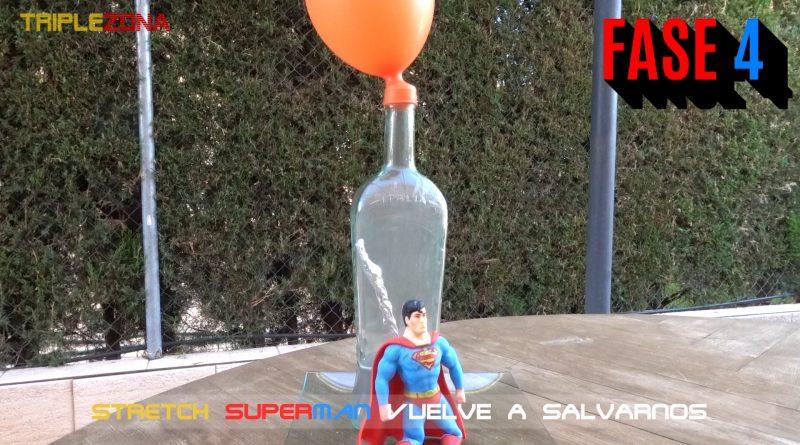 Stretch Superman vuelve a salvarnos