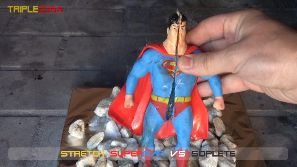 Stretch Superman VS Soplete