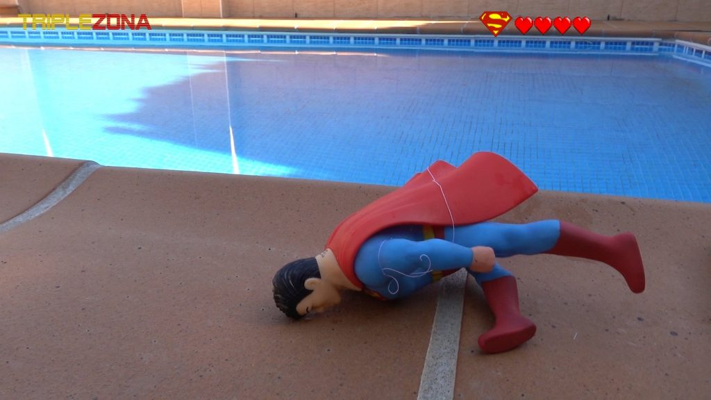 Stretch Superman vuelve a perder el conocimiento