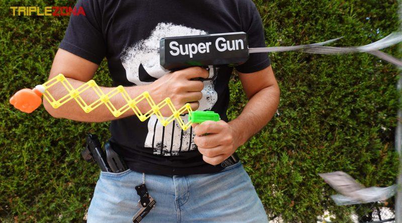 Pistolas divertidas, absurdas y diferentes