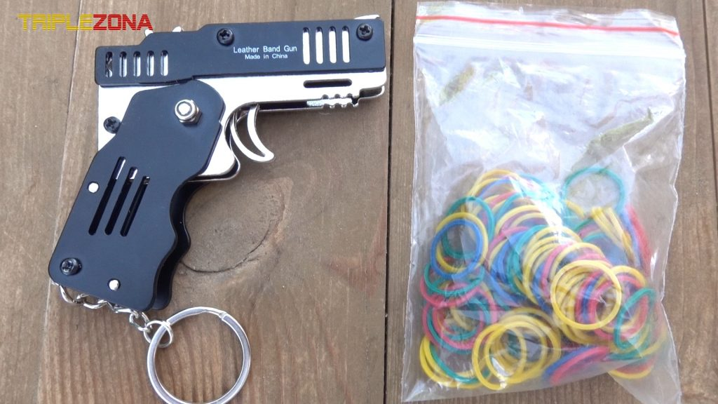 Pistola de gomitas