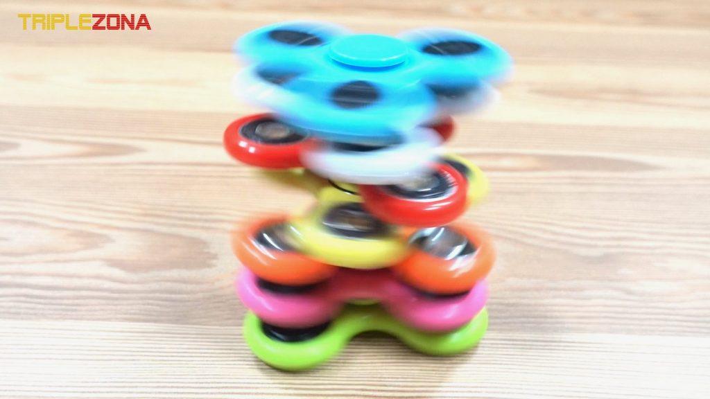 Torre de Spinners girando
