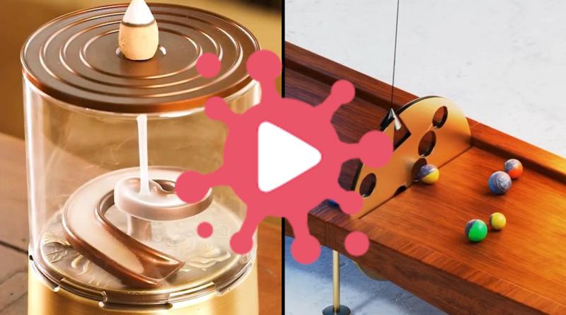 Estos divertidos Gadgets Científicos se encuentran a otro nivel